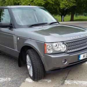 Land Rover Range Rover 3.6 TD V8 Vogue SE 5dr New Tyres, Serviced, MOT