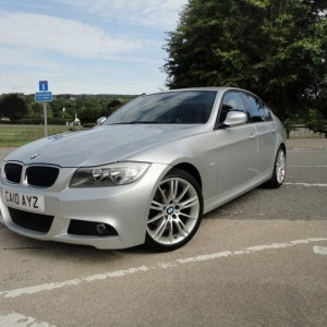 BMW 3 SERIES 2.0 320i M Sport Business Edition