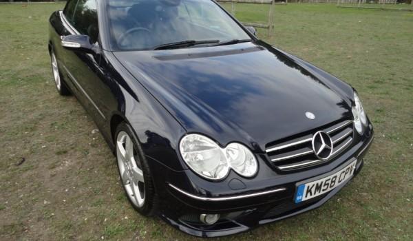 Mercedes-Benz CLK 3.0 CLK280 Sport 7G-Tronic