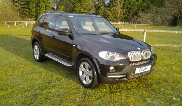 BMW X5 3.0sd SE 5dr 4WD – BMW FSH, I-DRIVE