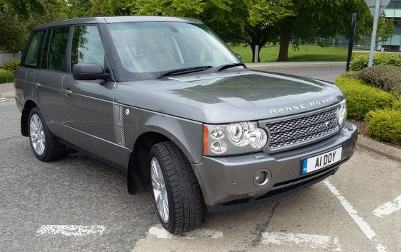 Land Rover Range Rover 3.6 TD V8 Vogue SE 5dr New Tyres, Serviced, MOT