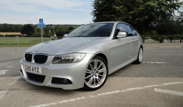 BMW 3 SERIES 2.0 320i M Sport Business Edition